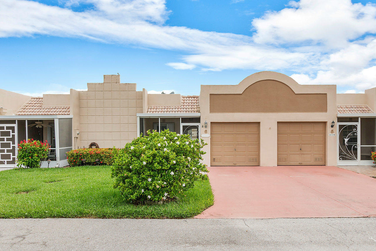 Boca Raton For Sale Town Villas