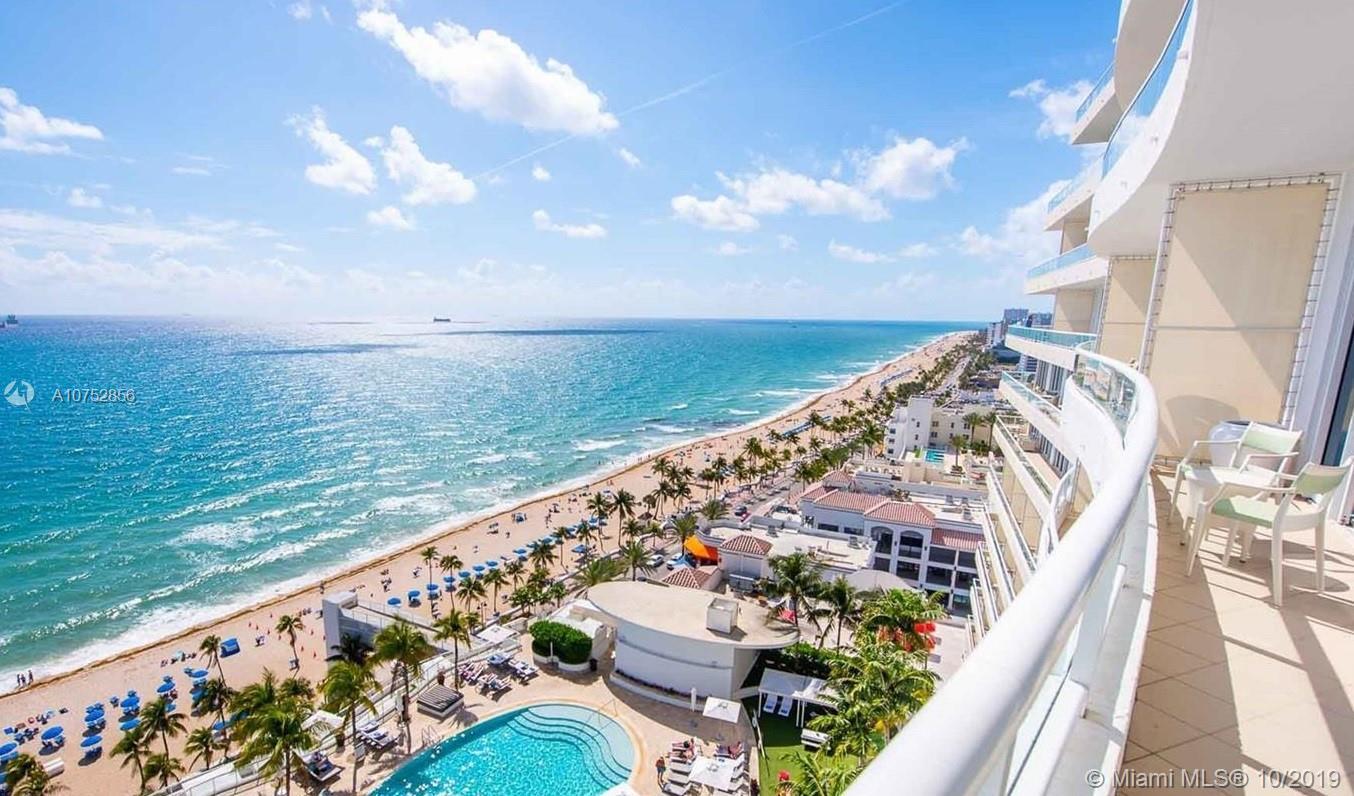 1 N Fort Lauderdale Beach Blvd, Unit #1706 Luxury Real Estate
