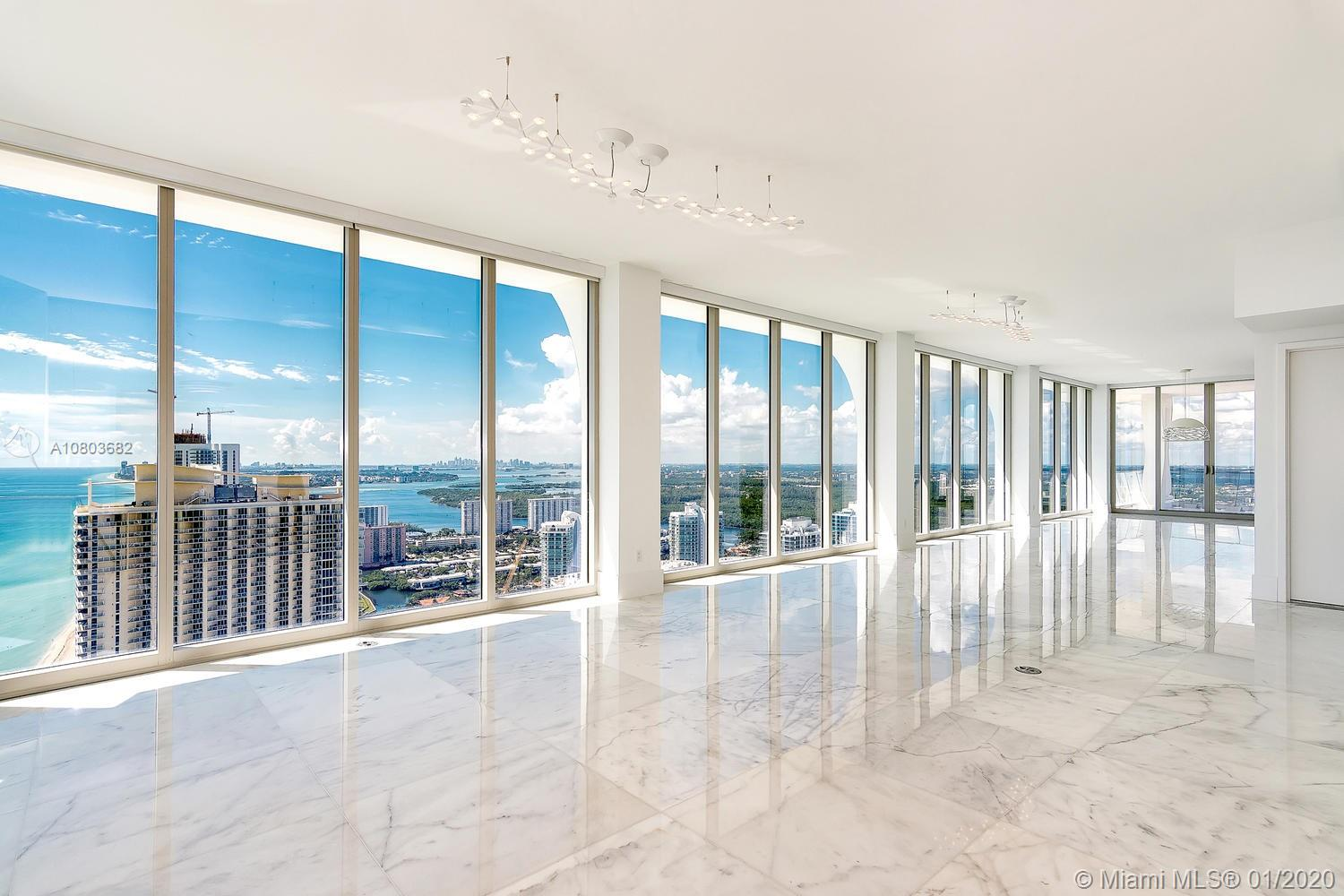 16901 Collins Ave, Unit #4201 Luxury Real Estate