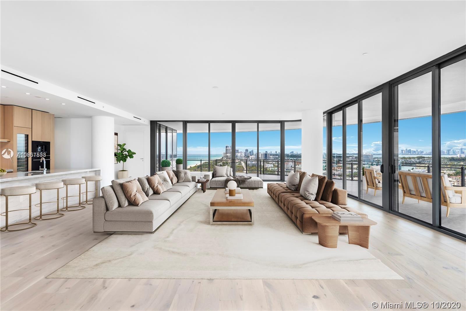 8701 Collins Avenue, Unit #1605 Luxury Real Estate