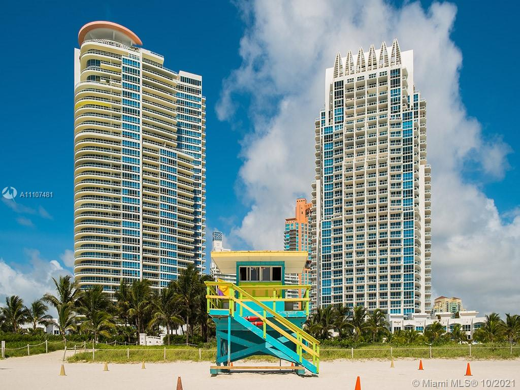 100 S Pointe Dr, Unit #1906/07 Luxury Real Estate