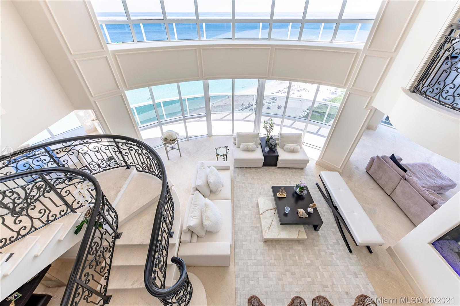 18201 Collins Ave, Unit #1709 Luxury Real Estate