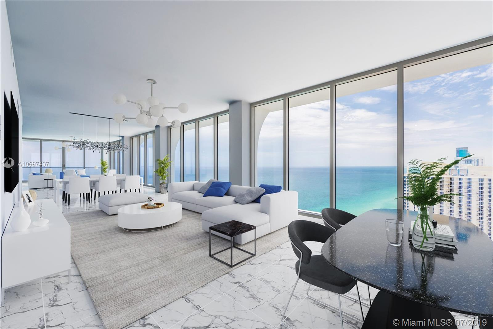 16901 Collins Ave, Unit #4101 Luxury Real Estate