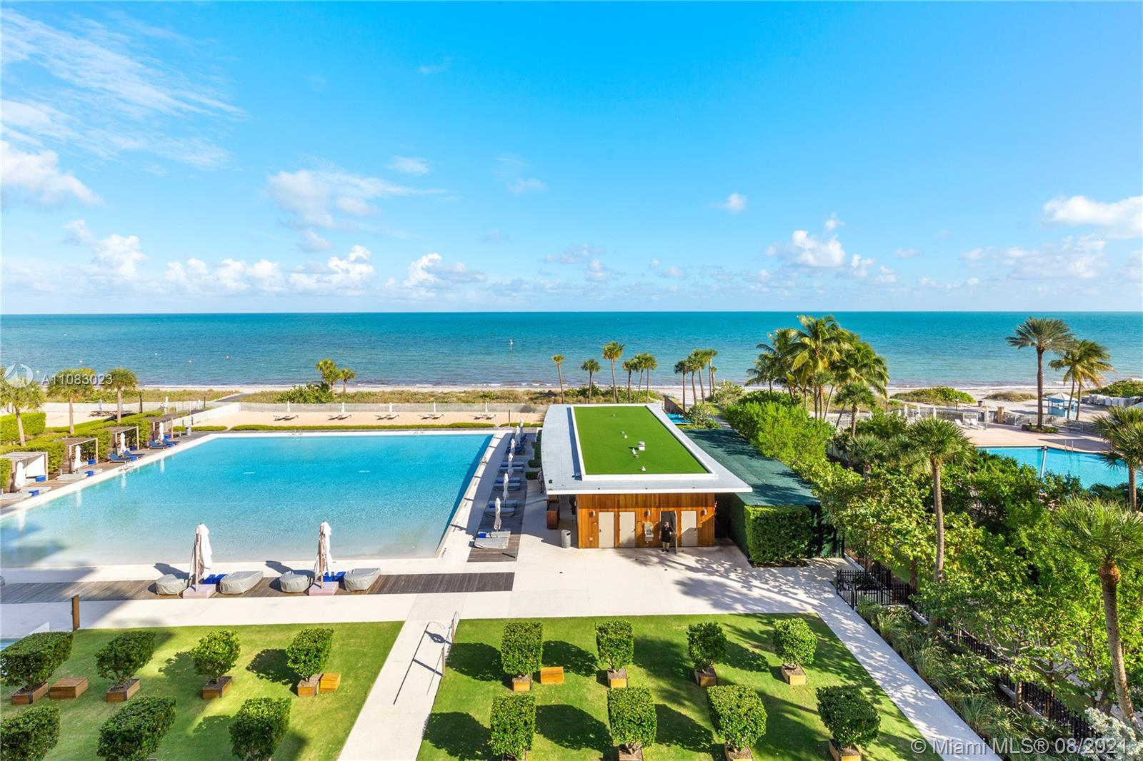 360 Ocean Drive, Unit #501S Luxury Real Estate