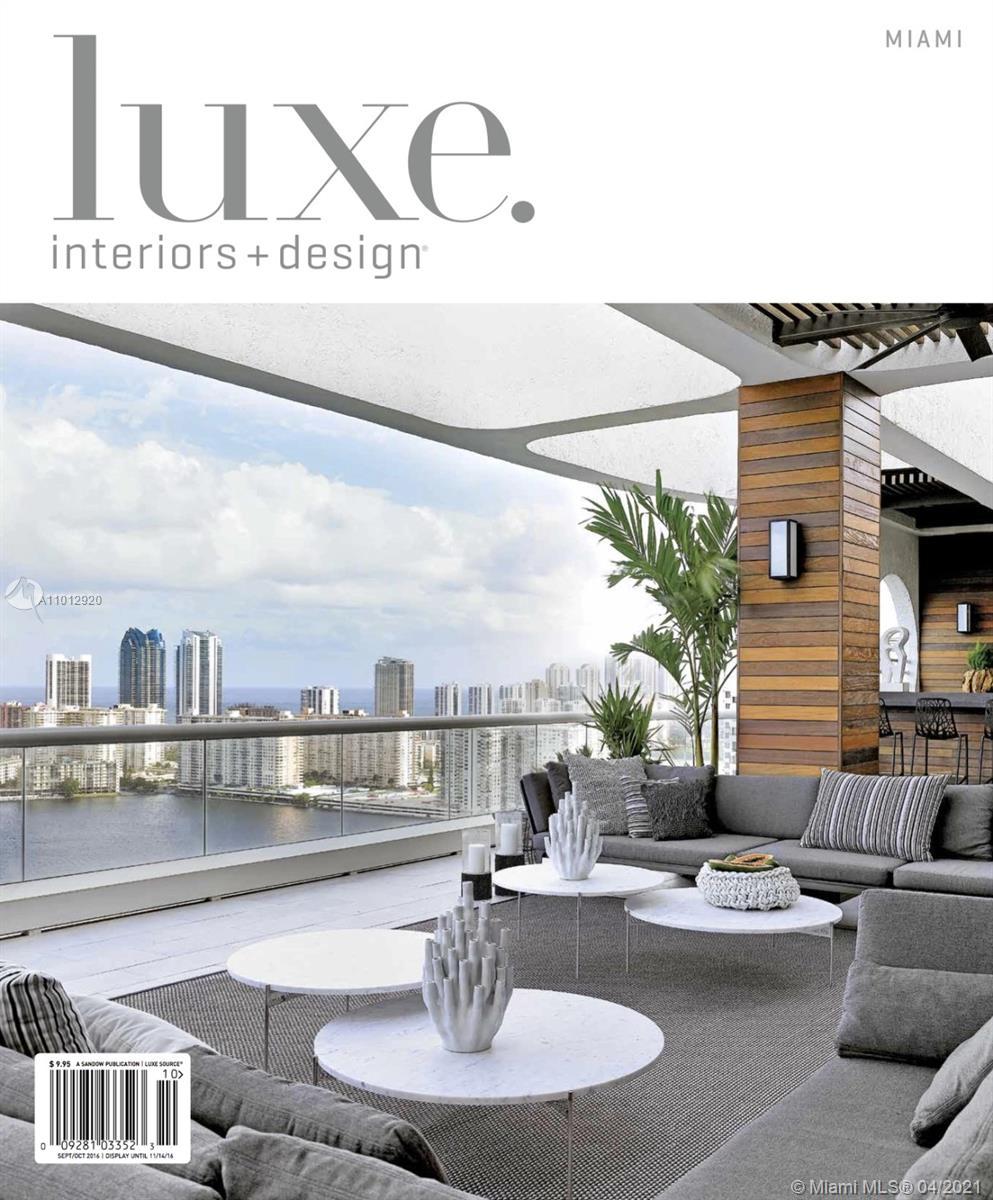 6000 Island Blvd, Unit #PH4 Luxury Real Estate