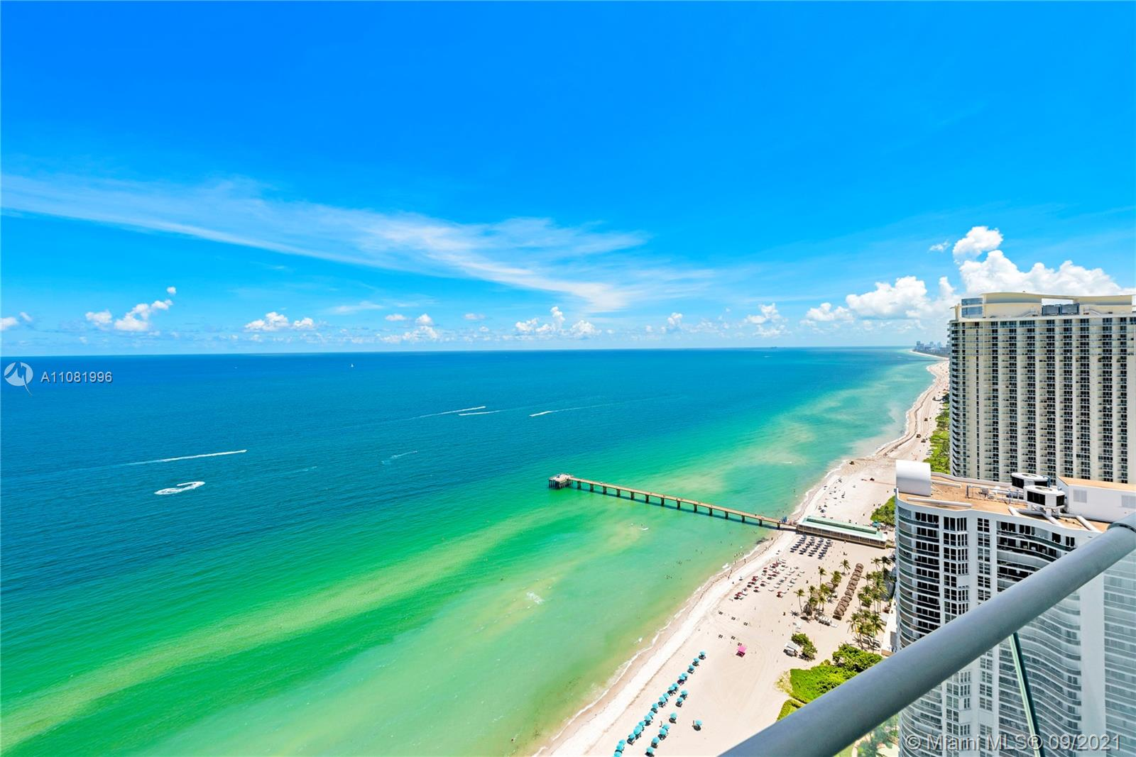 16901 Collins Ave, Unit #3505 Luxury Real Estate