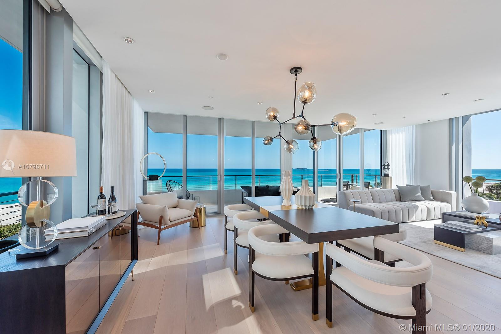 3651 Collins Ave, Unit #600 Luxury Real Estate