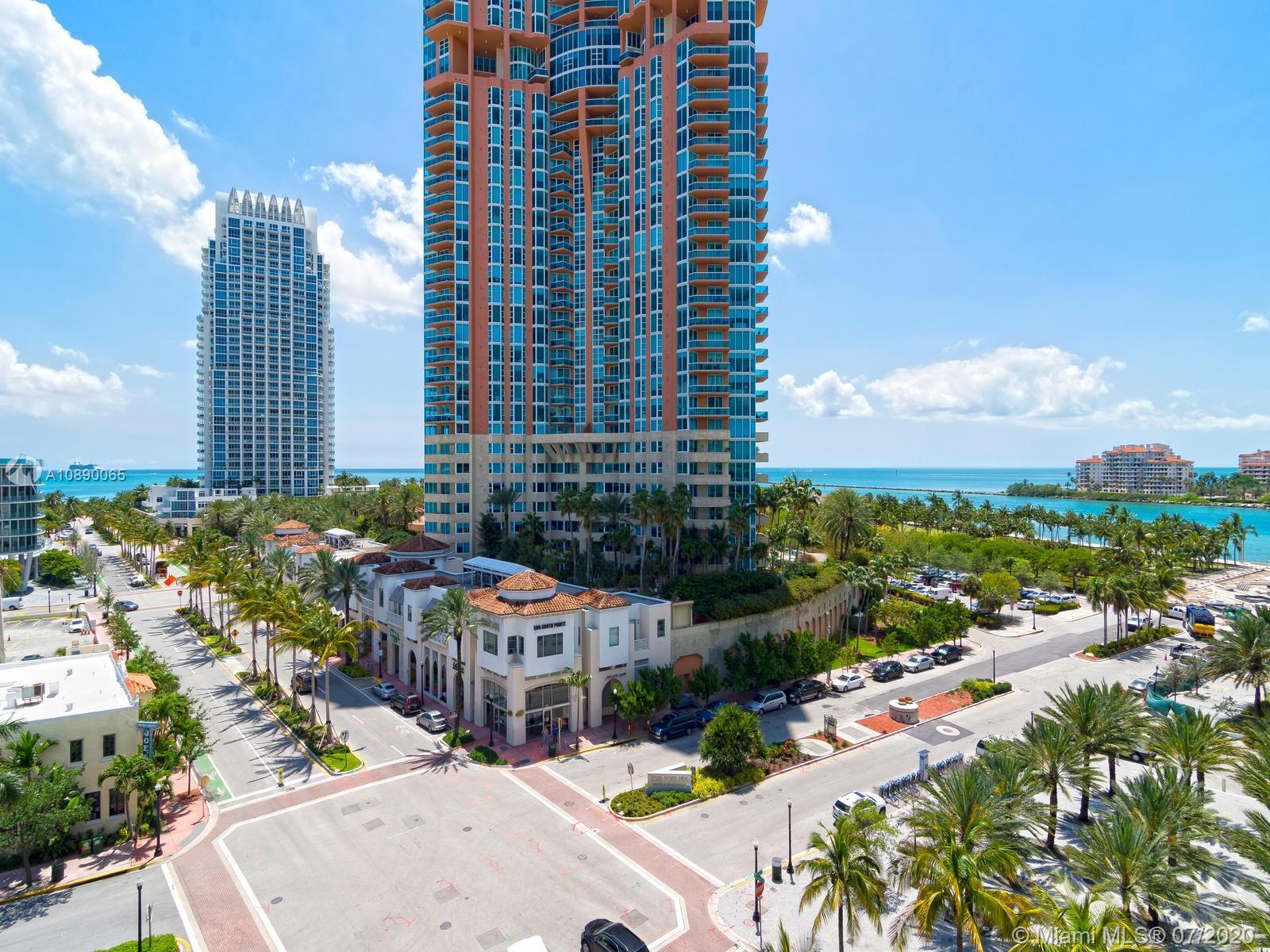 801 S Pointe Dr, Unit #PH3 Luxury Real Estate