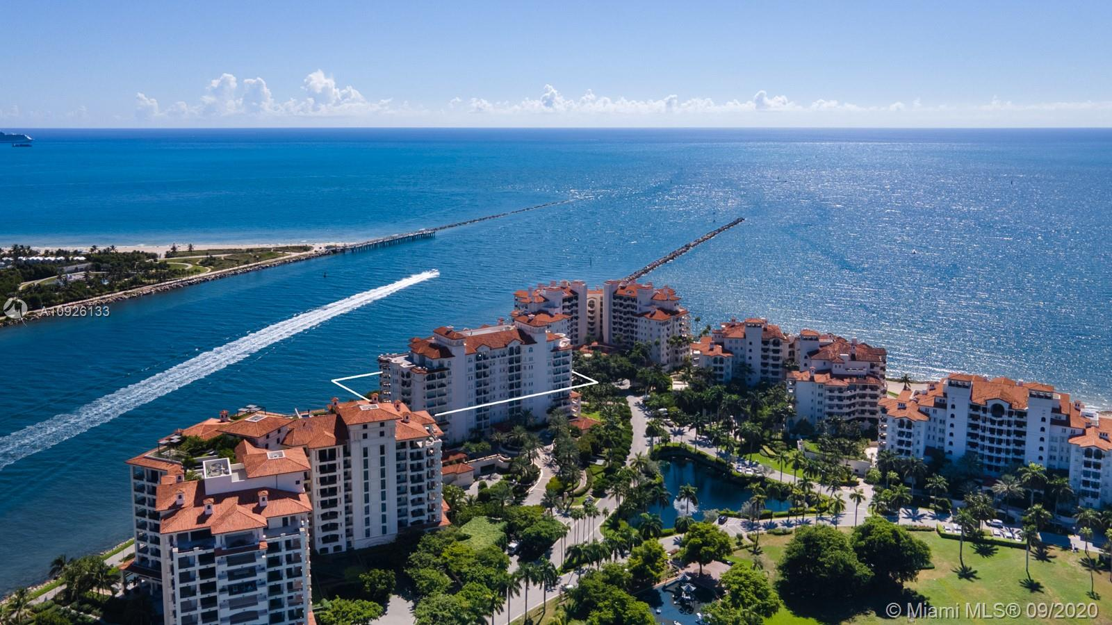 7122 Fisher Island Dr, Unit #7122 Luxury Real Estate