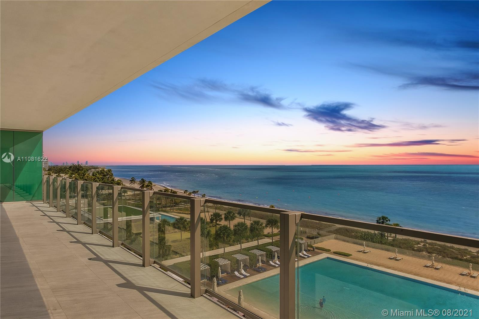 360 Ocean Dr, Unit #702S Luxury Real Estate