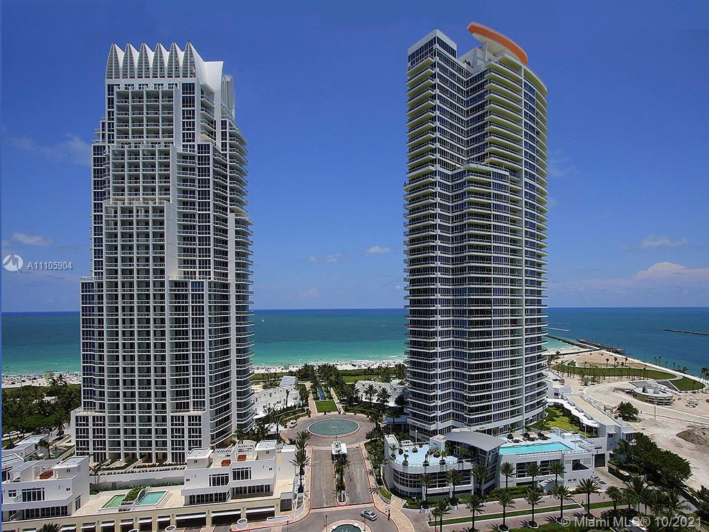 100 S Pointe Dr, Unit #1110 Luxury Real Estate