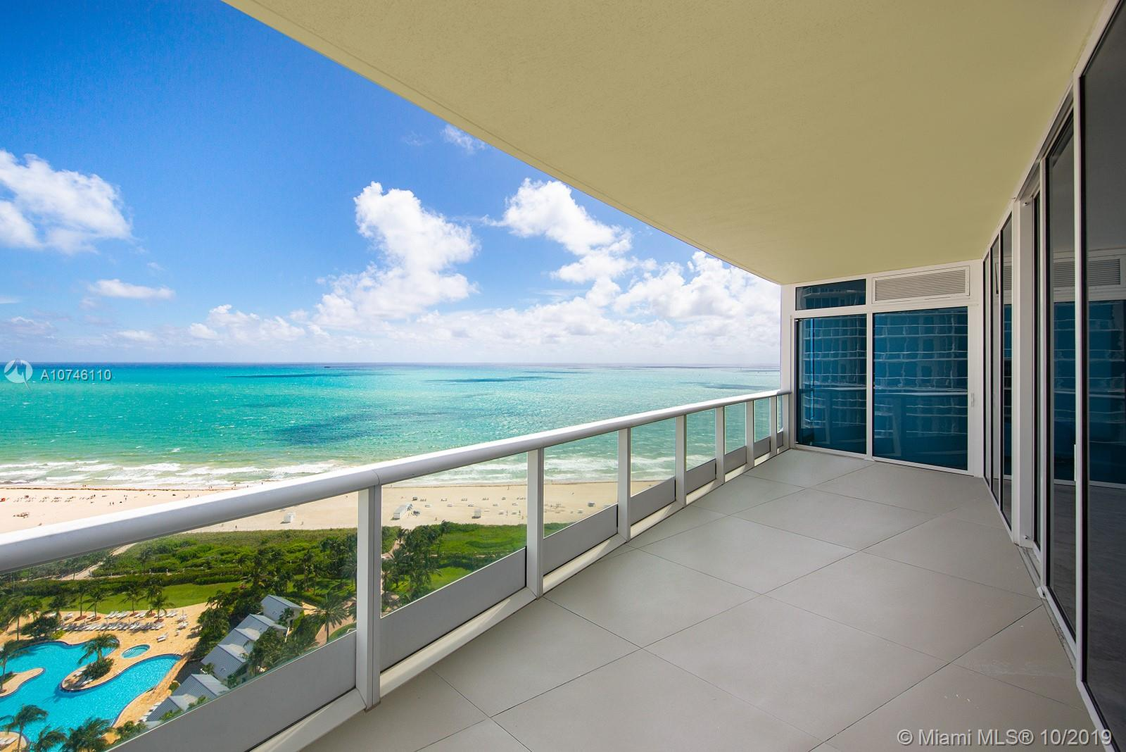 100 S Pointe Dr, Unit #2008 Luxury Real Estate
