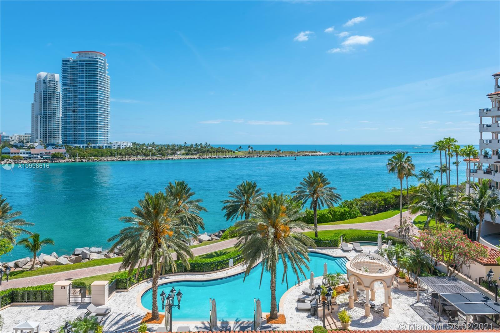 7143 Fisher Island Dr, Unit #7143 Luxury Real Estate