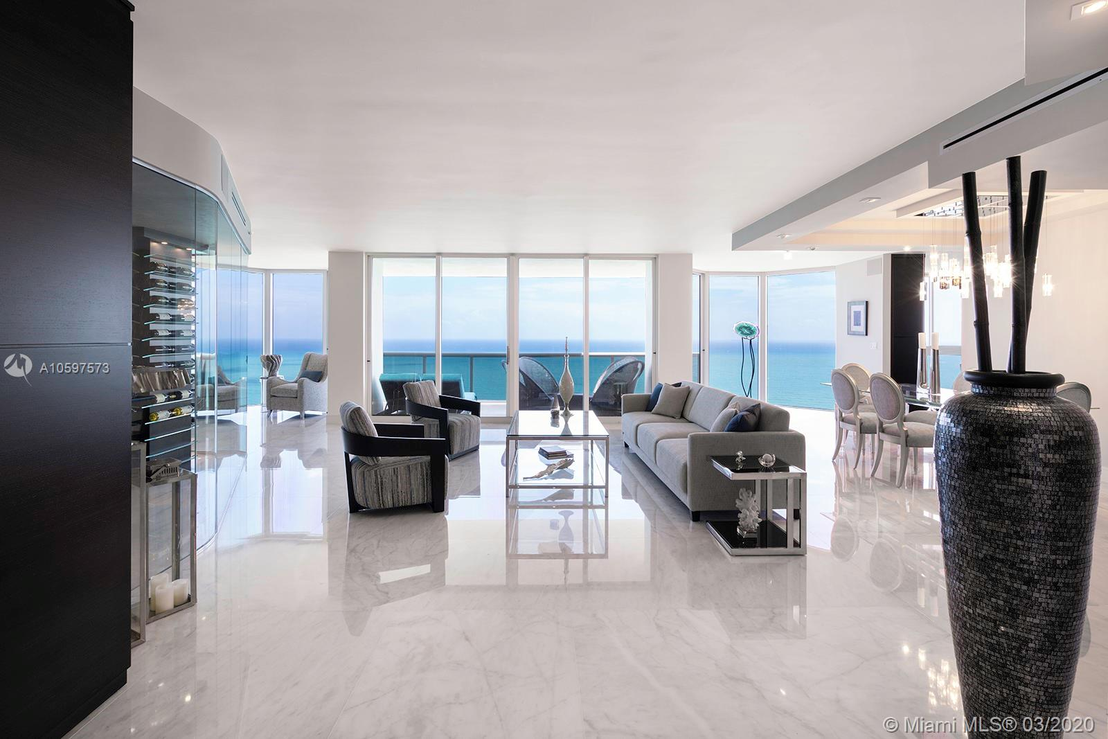 4775 Collins Ave, Unit #3301-3302-3303 Luxury Real Estate