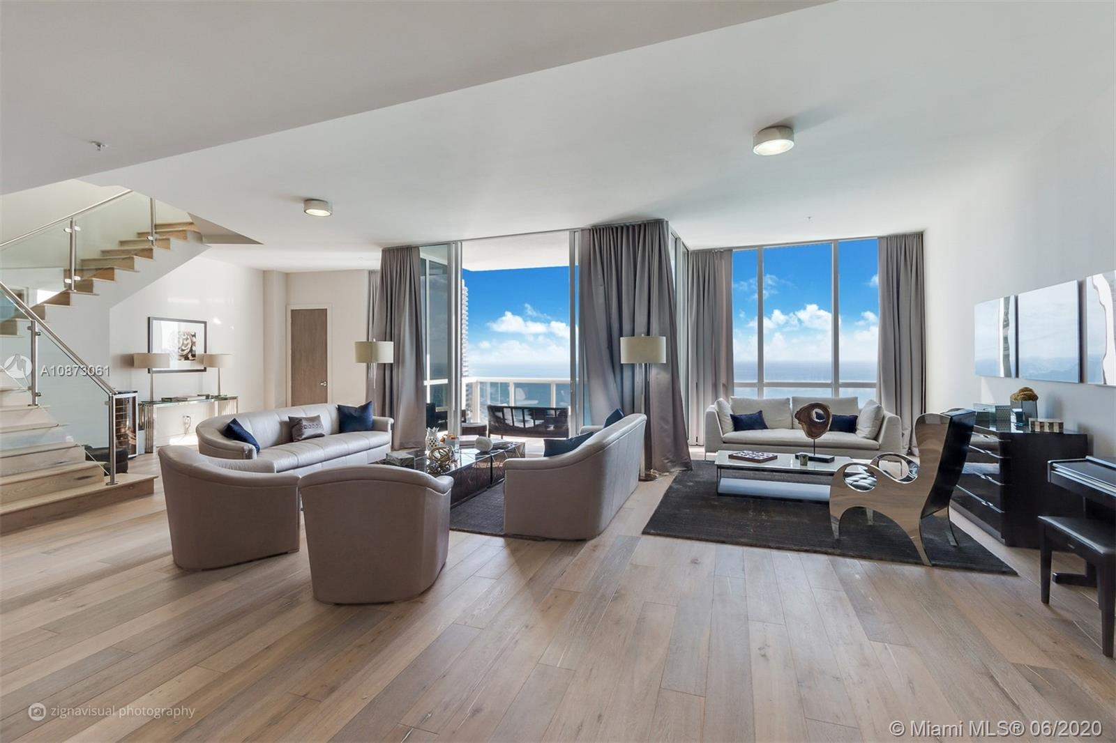 18201 Collins Ave, Unit #TS6 Luxury Real Estate