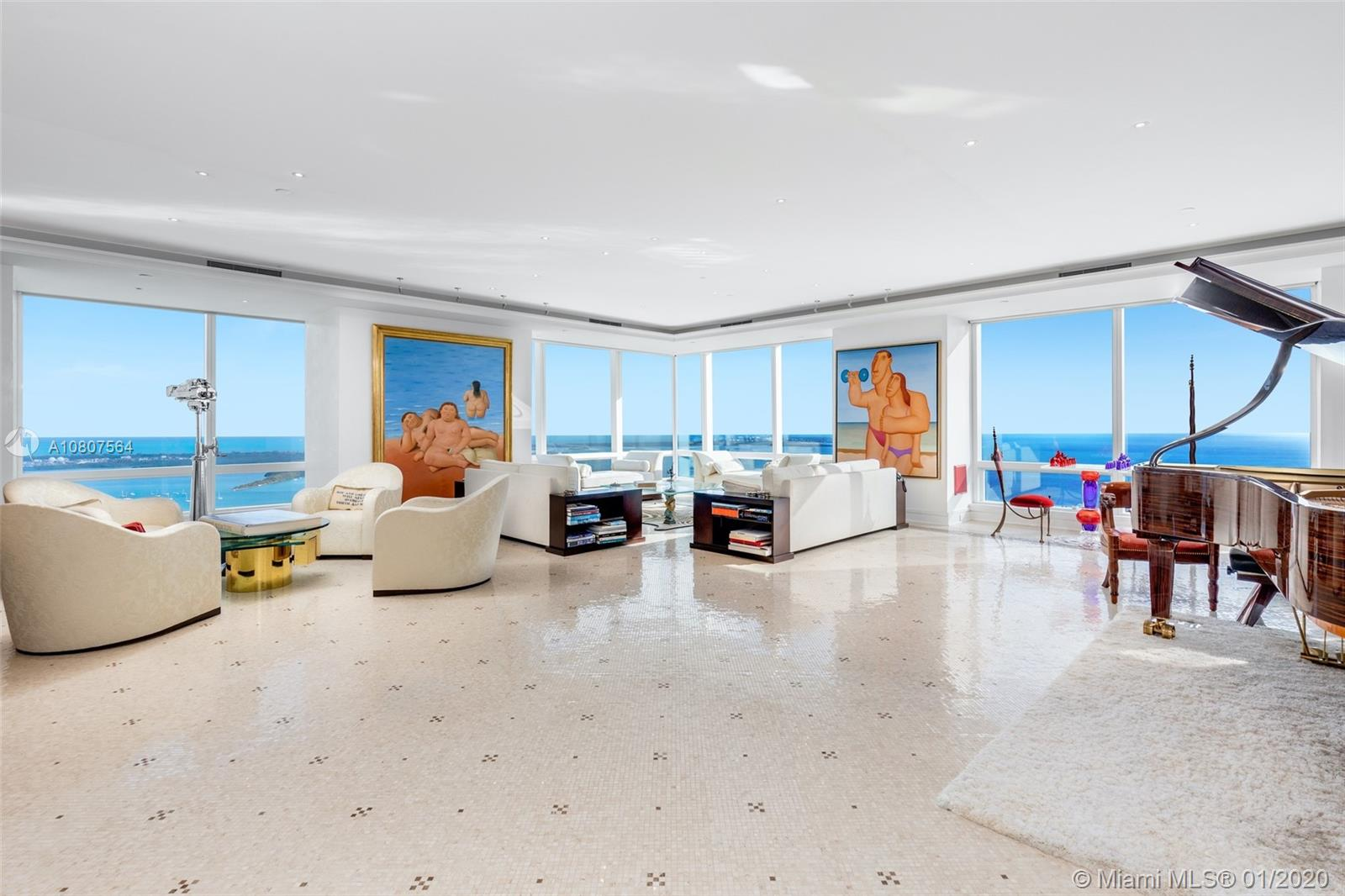 1425 Brickell Ave, Unit #54DEF Luxury Real Estate