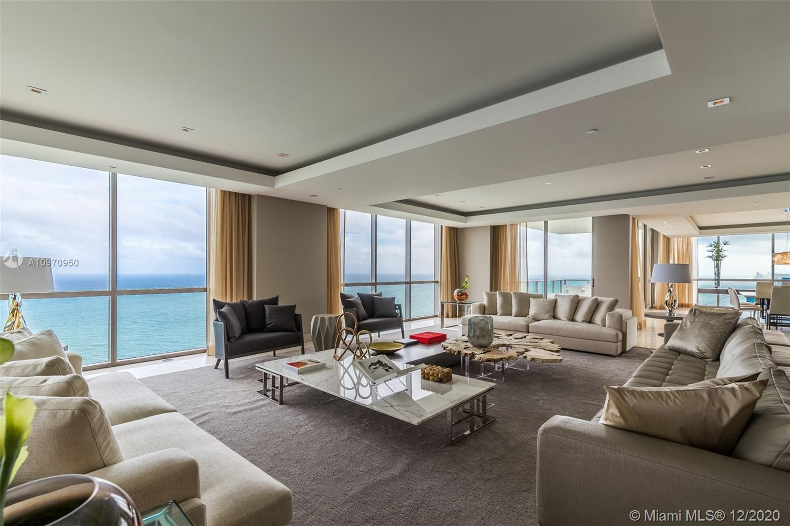 17749 Collins Av, Unit #3701/3702 Luxury Real Estate