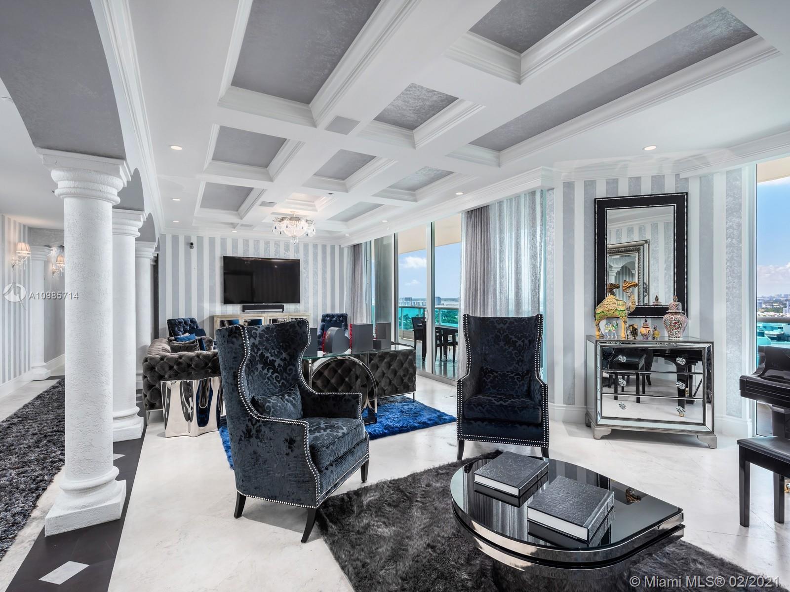 5025 Collins Ave, Unit #PH1 Luxury Real Estate