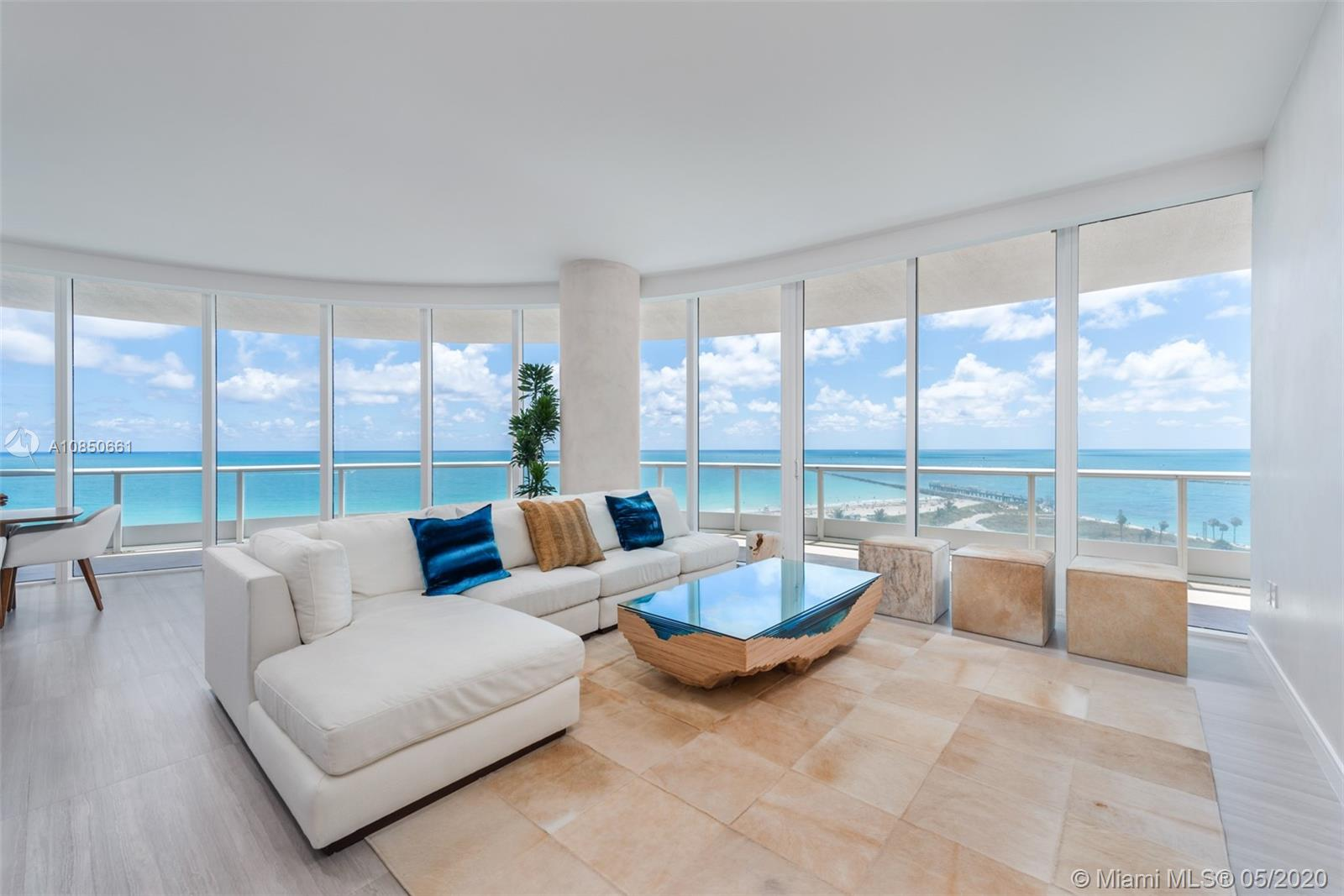 100 S Pointe Dr, Unit #1006 Luxury Real Estate