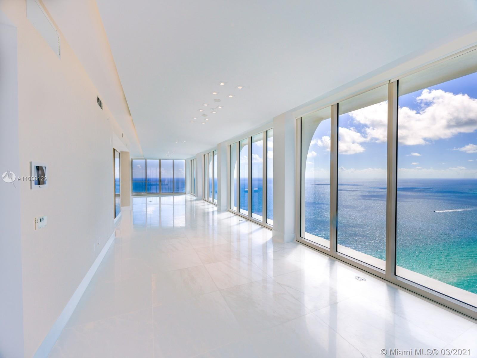 16901 Collins Ave, Unit #4901 Luxury Real Estate