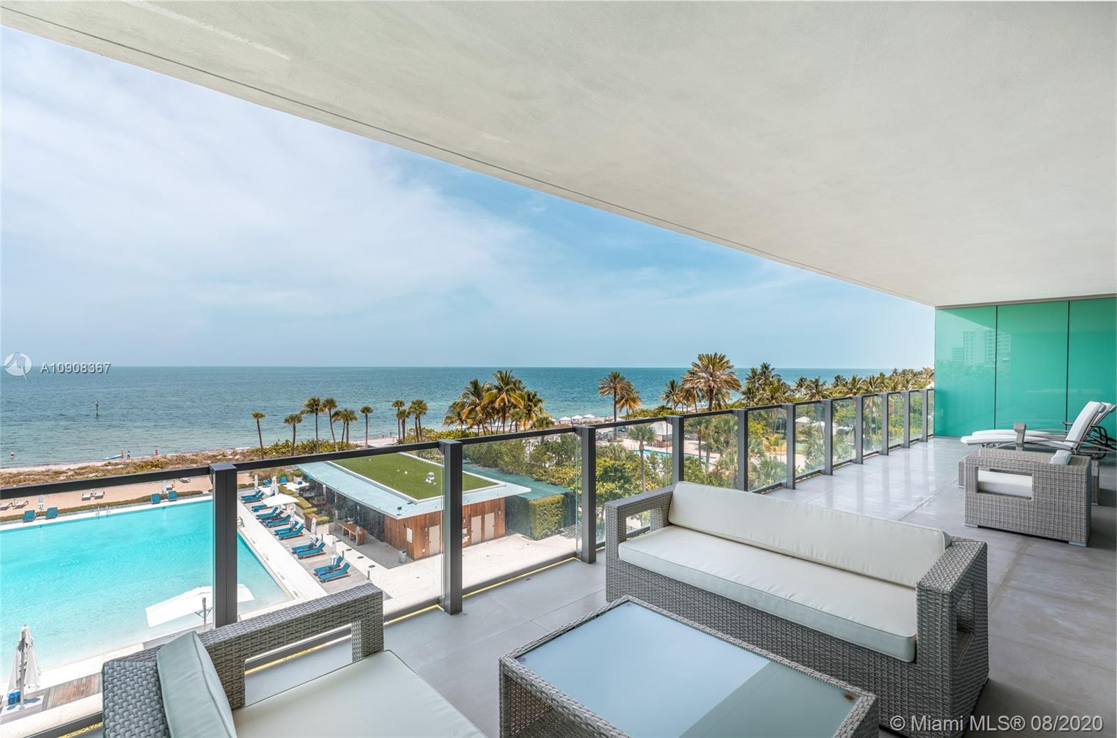 360 Ocean Dr, Unit #502S Luxury Real Estate
