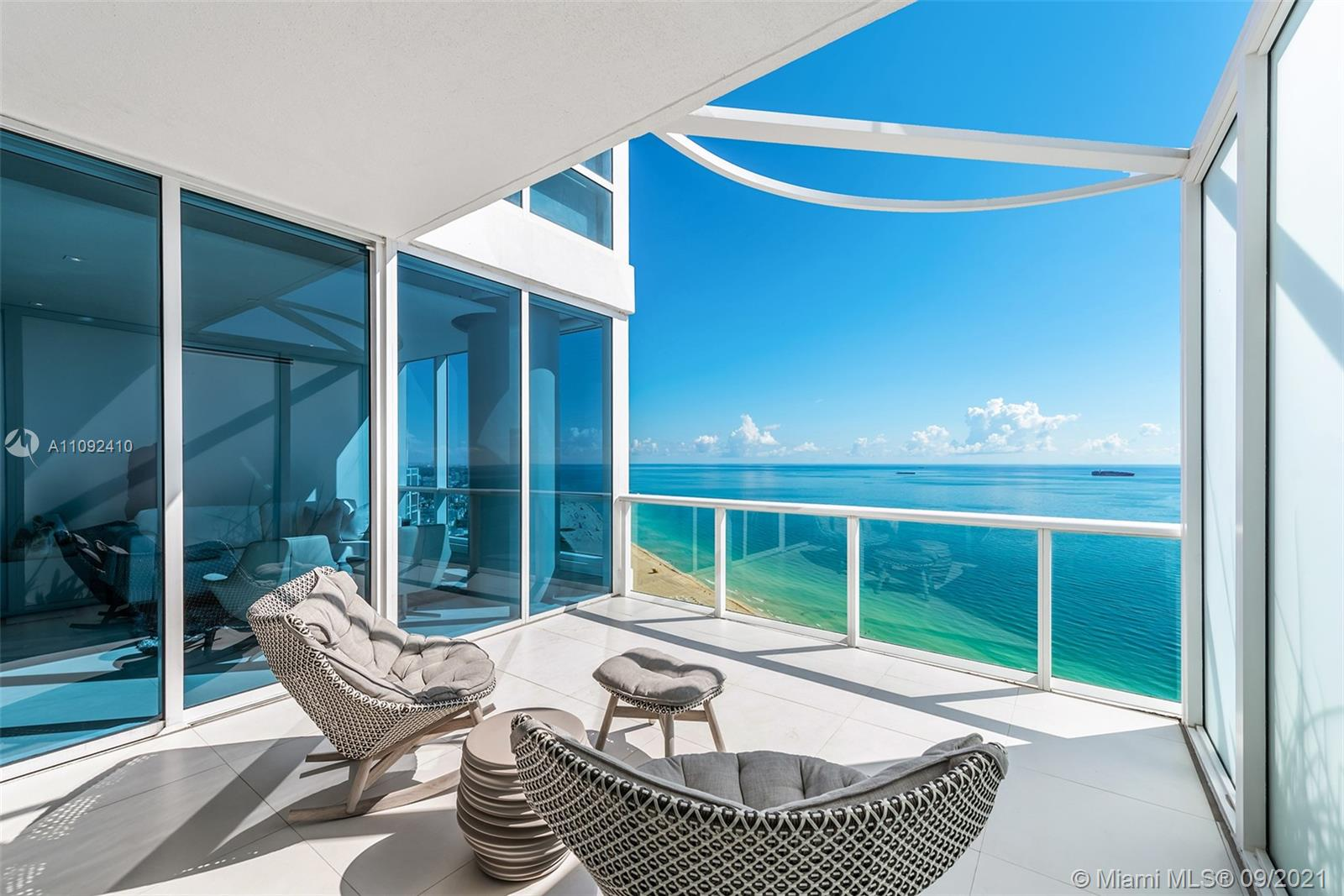 100 S Pointe Dr, Unit #3605 Luxury Real Estate