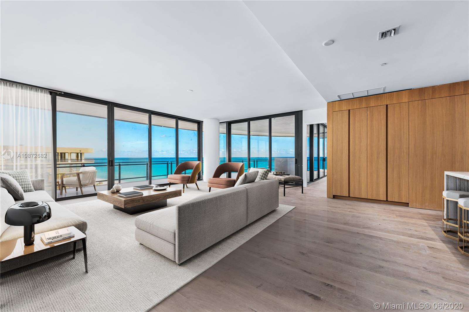 8701 Collins Ave, Unit #1101 Luxury Real Estate