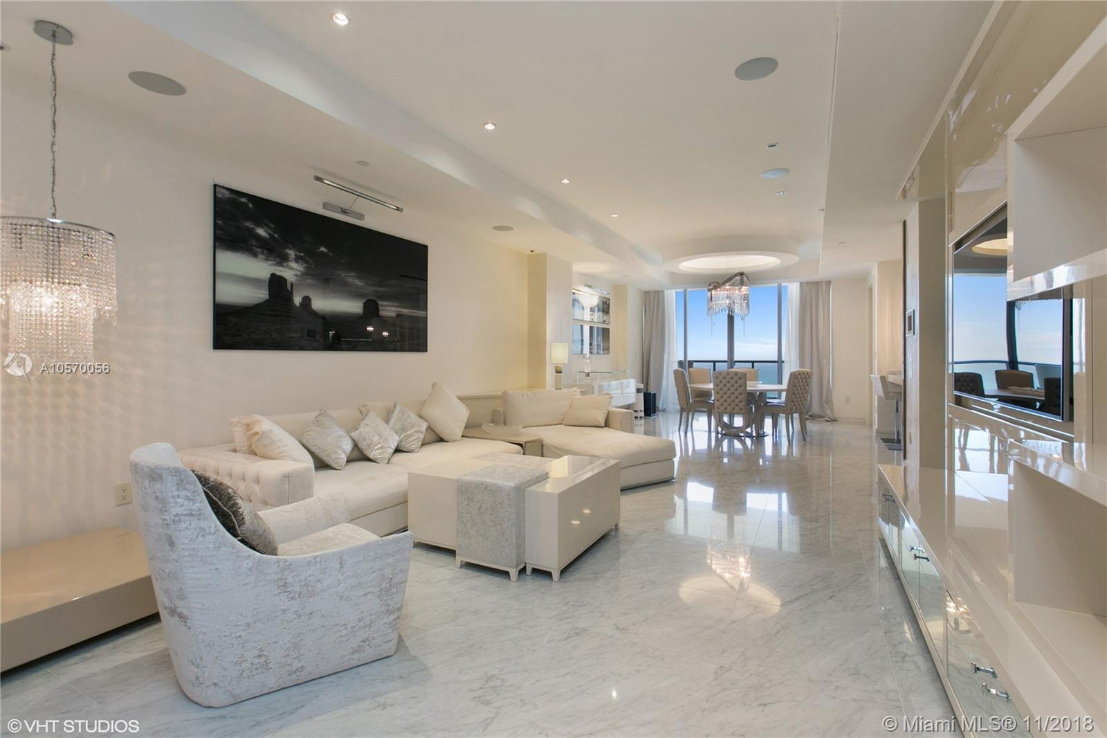 9703 Collins Ave, Unit #PH-07 Luxury Real Estate