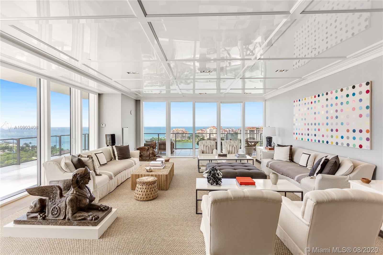 800 S Pointe Dr, Unit #1501 Luxury Real Estate