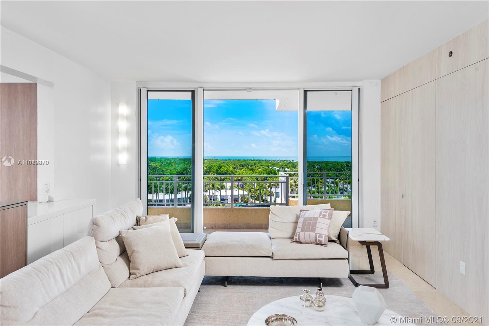 799 Crandon Blvd, Unit #802 Luxury Real Estate
