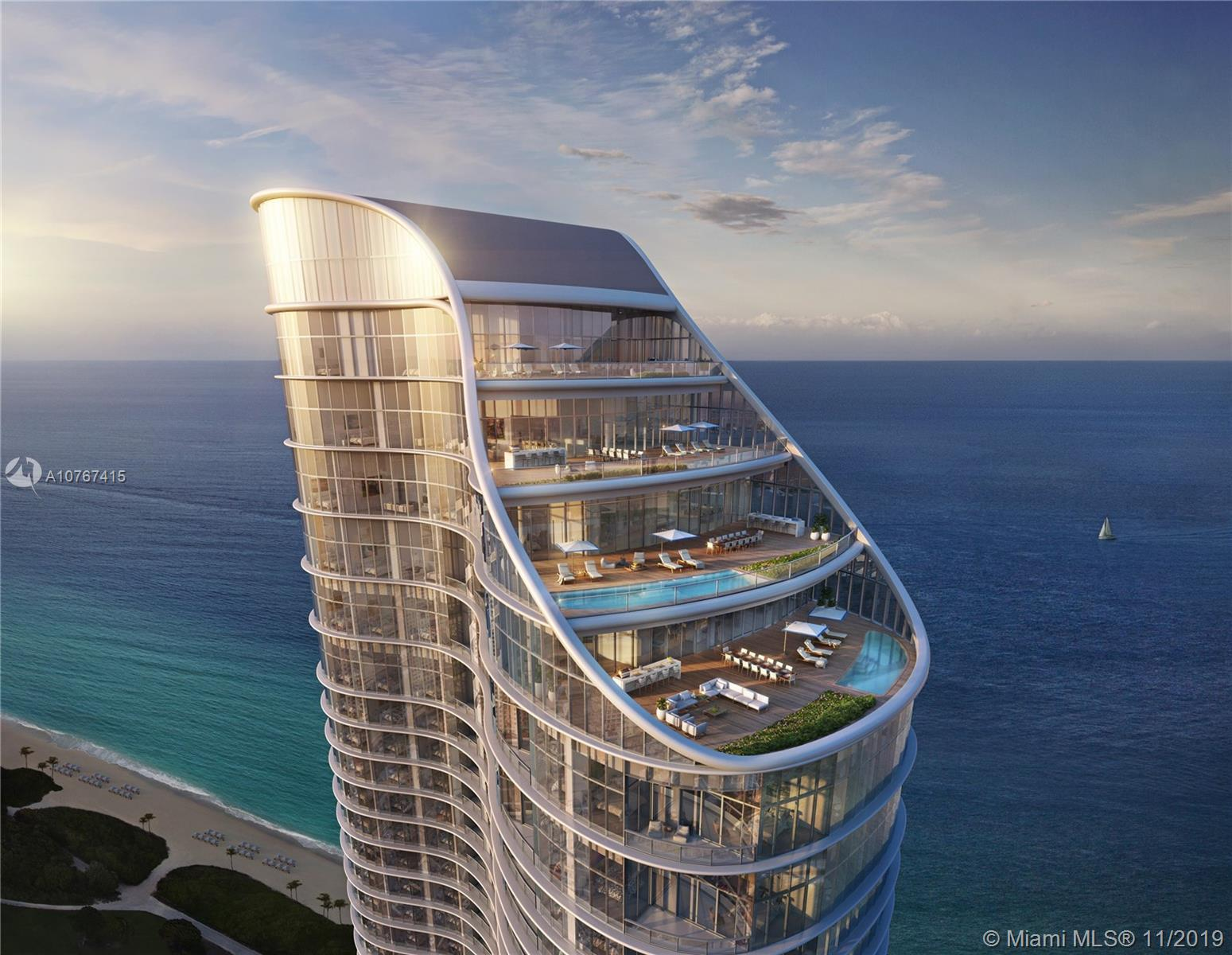 15701 Collins Ave, Unit #1605 Luxury Real Estate