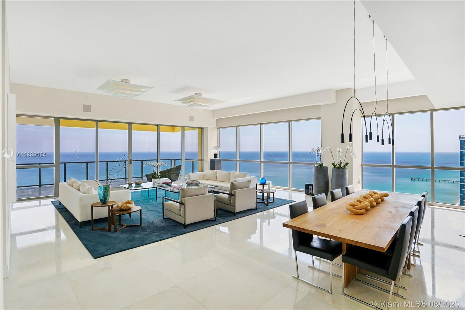17749 Collins Ave, Unit #3202 Luxury Real Estate
