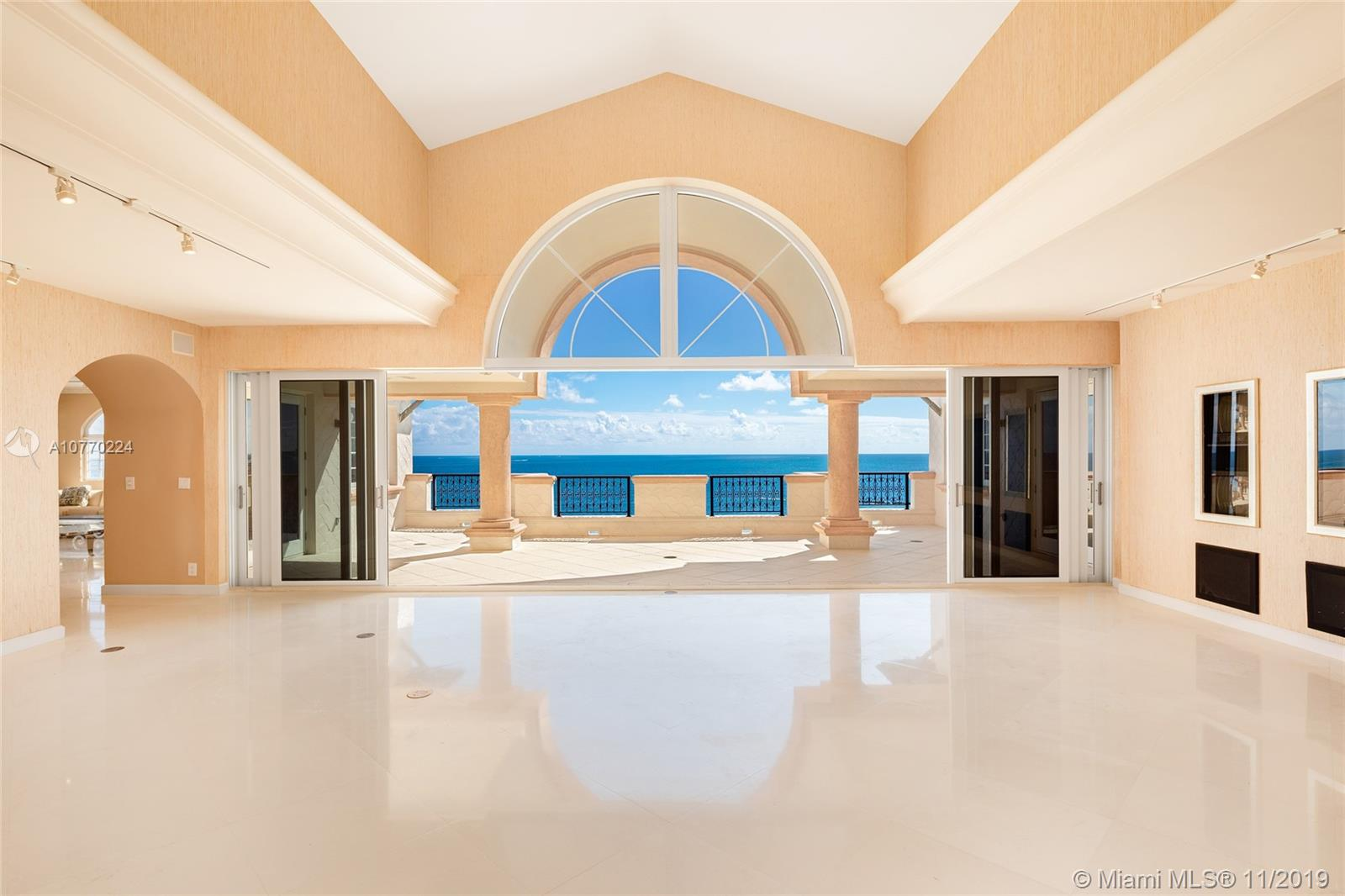 7795 Fisher Island Dr, Unit #7795 Luxury Real Estate