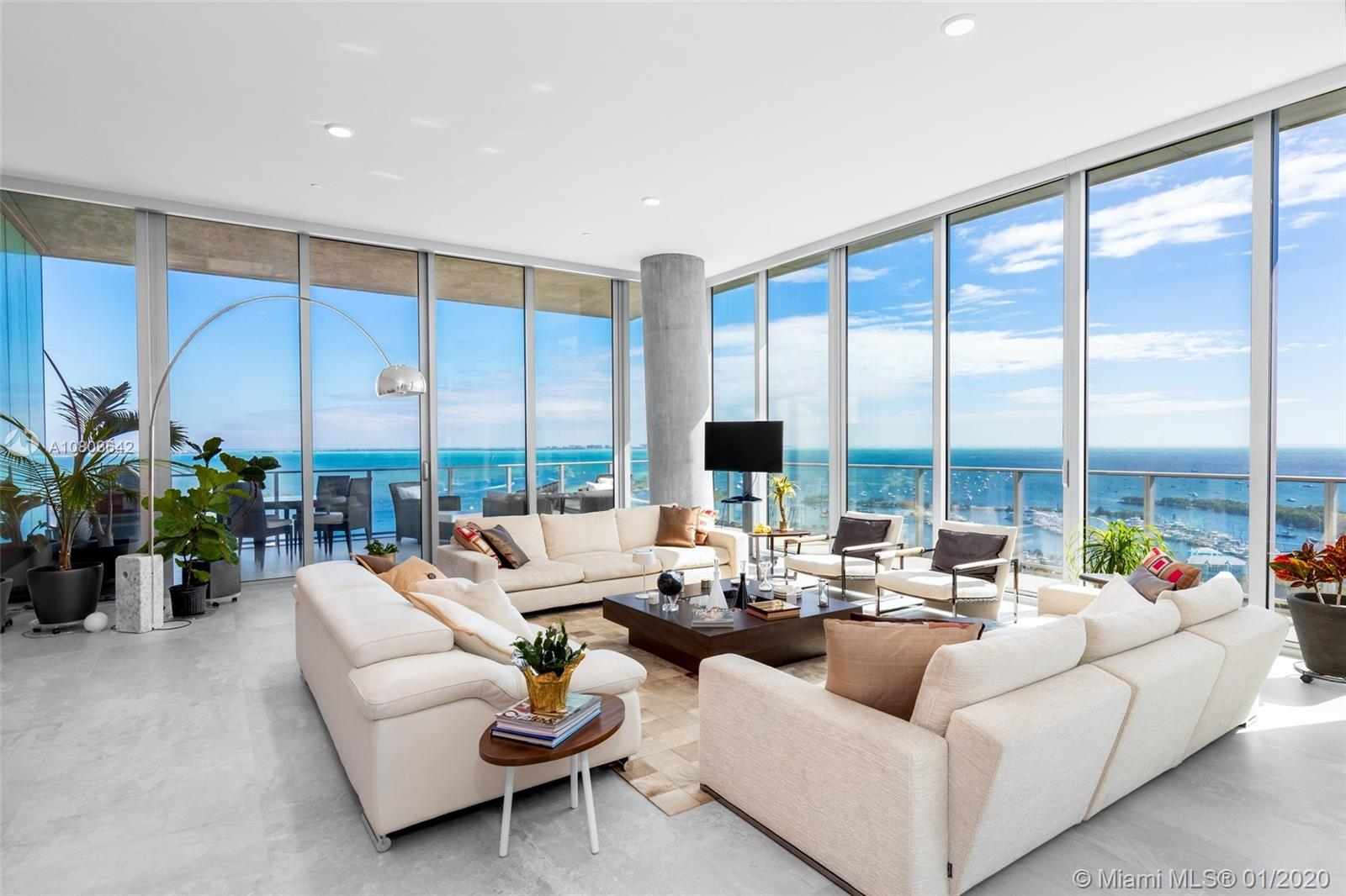 2675 S Bayshore Dr, Unit #1702S Luxury Real Estate