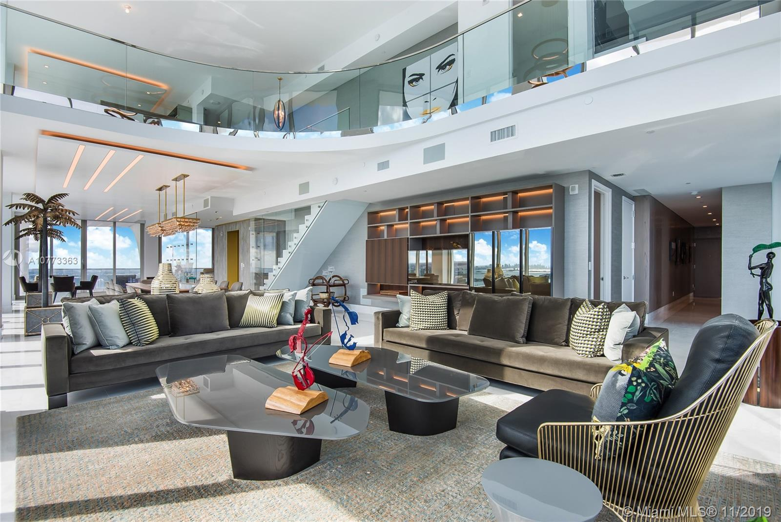 16901 Collins Ave, Unit #5101 Luxury Real Estate