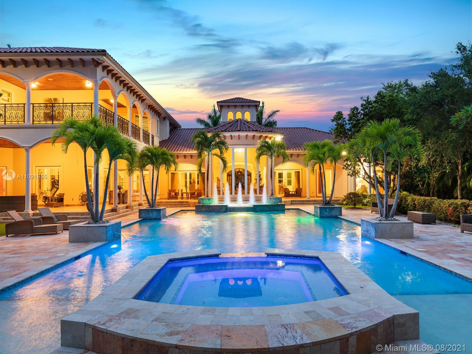 7480 SW 100th St Luxury Real Estate