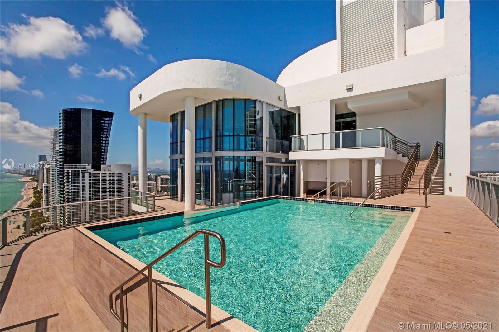 17475 Collins Ave, Unit #PH-3201 Luxury Real Estate