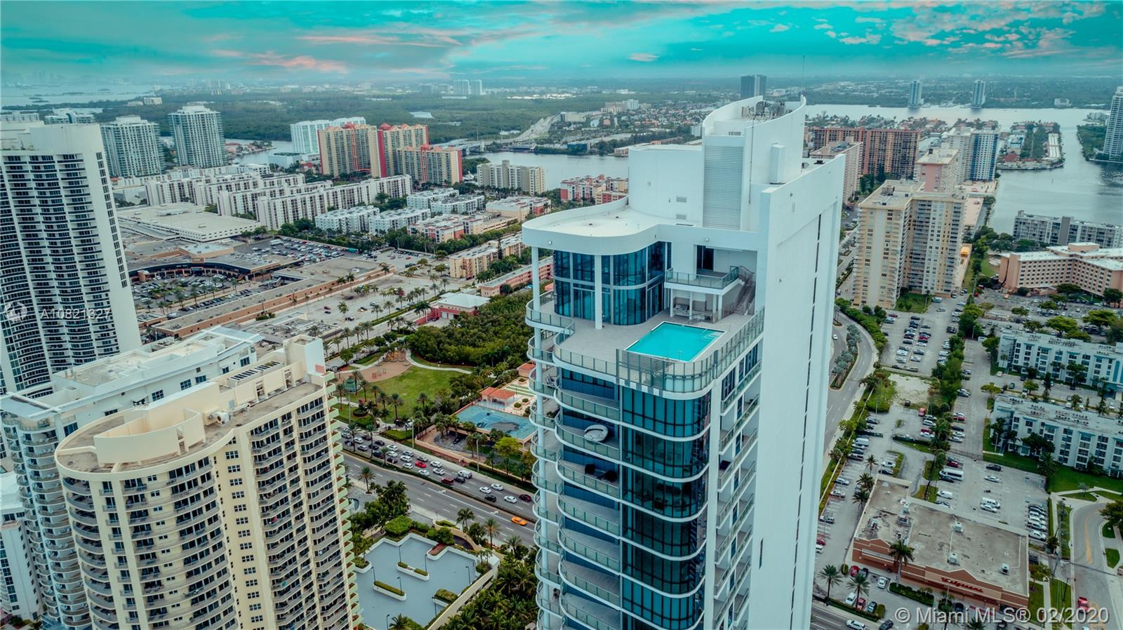 17475 Collins Ave, Unit #PH-3201 Luxury Real Estate