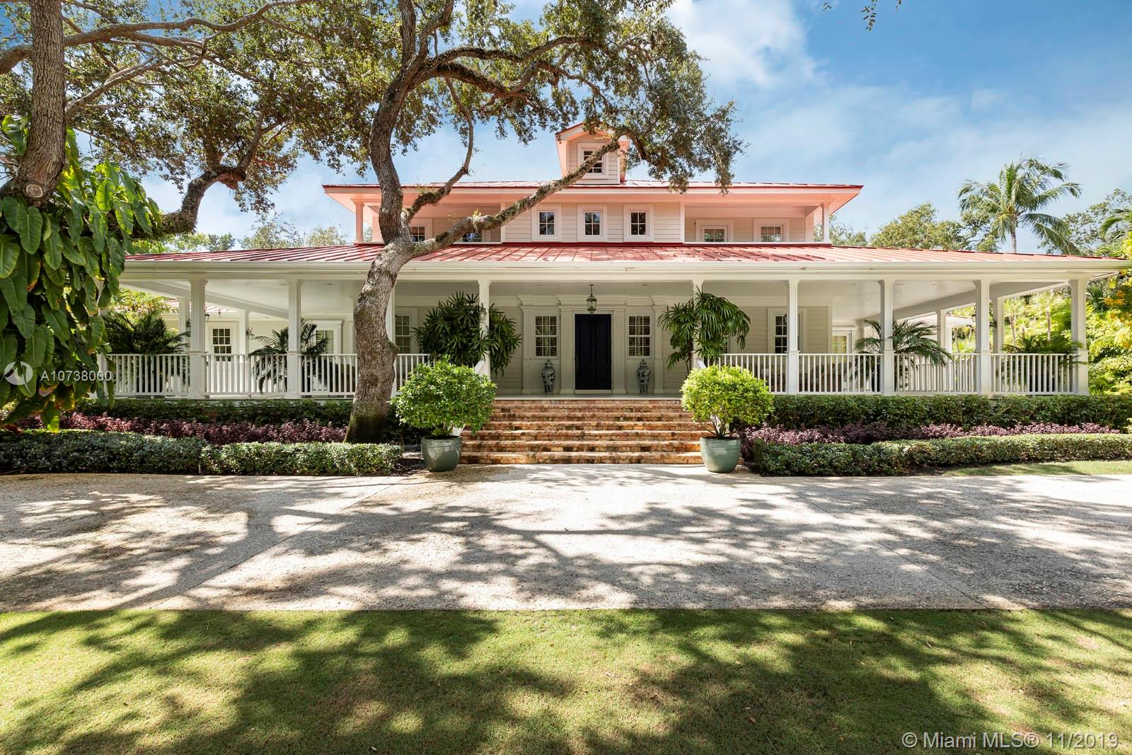 11090 Snapper Creek Rd Luxury Real Estate