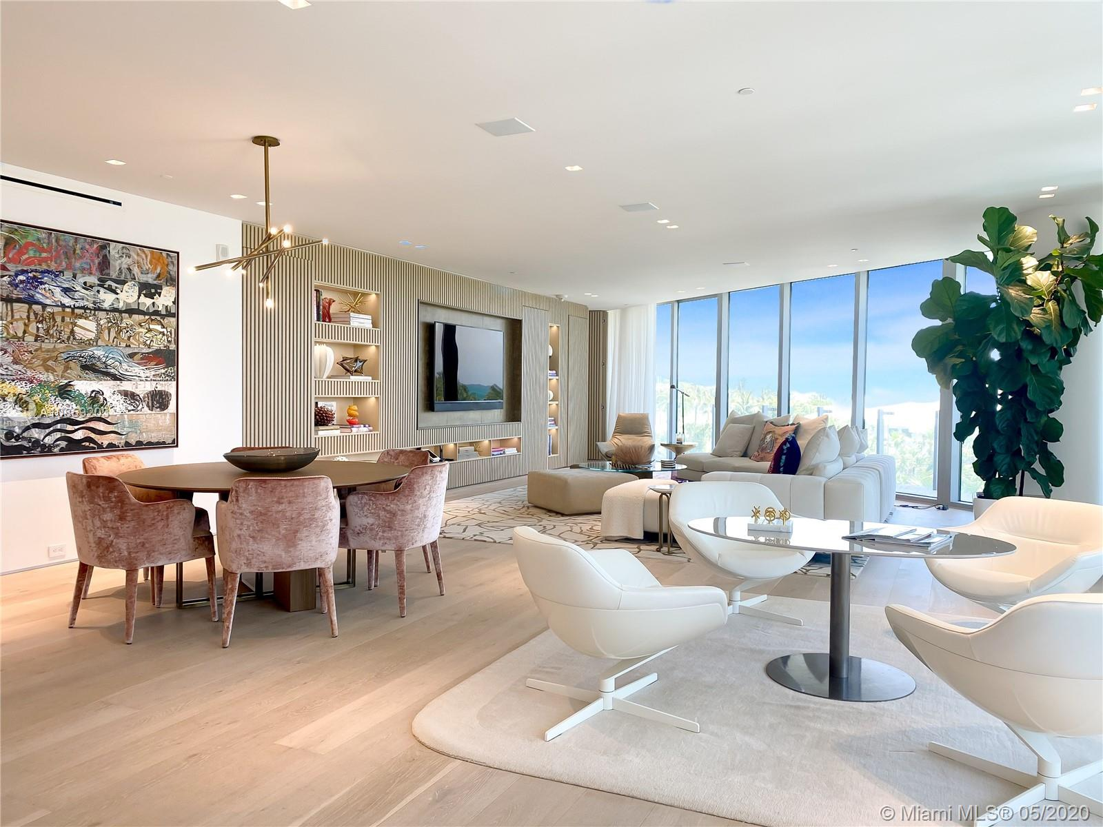 1 Collins Ave, Unit #406 Luxury Real Estate