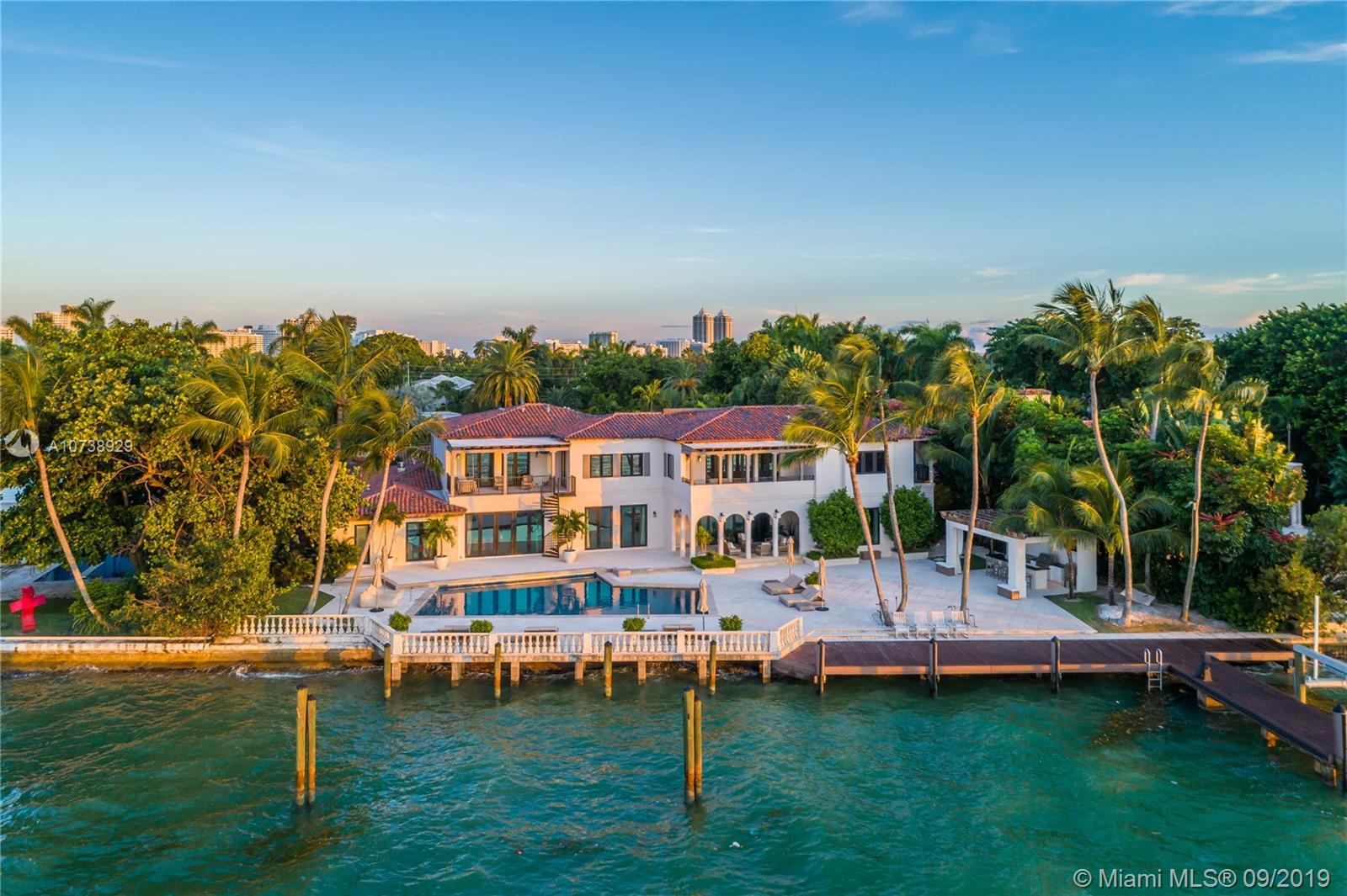 5980 N Bay Rd Luxury Real Estate