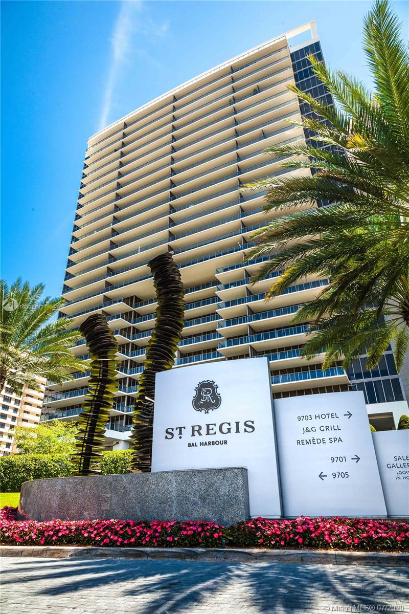 9705 Collins Ave, Unit #2503N Luxury Real Estate