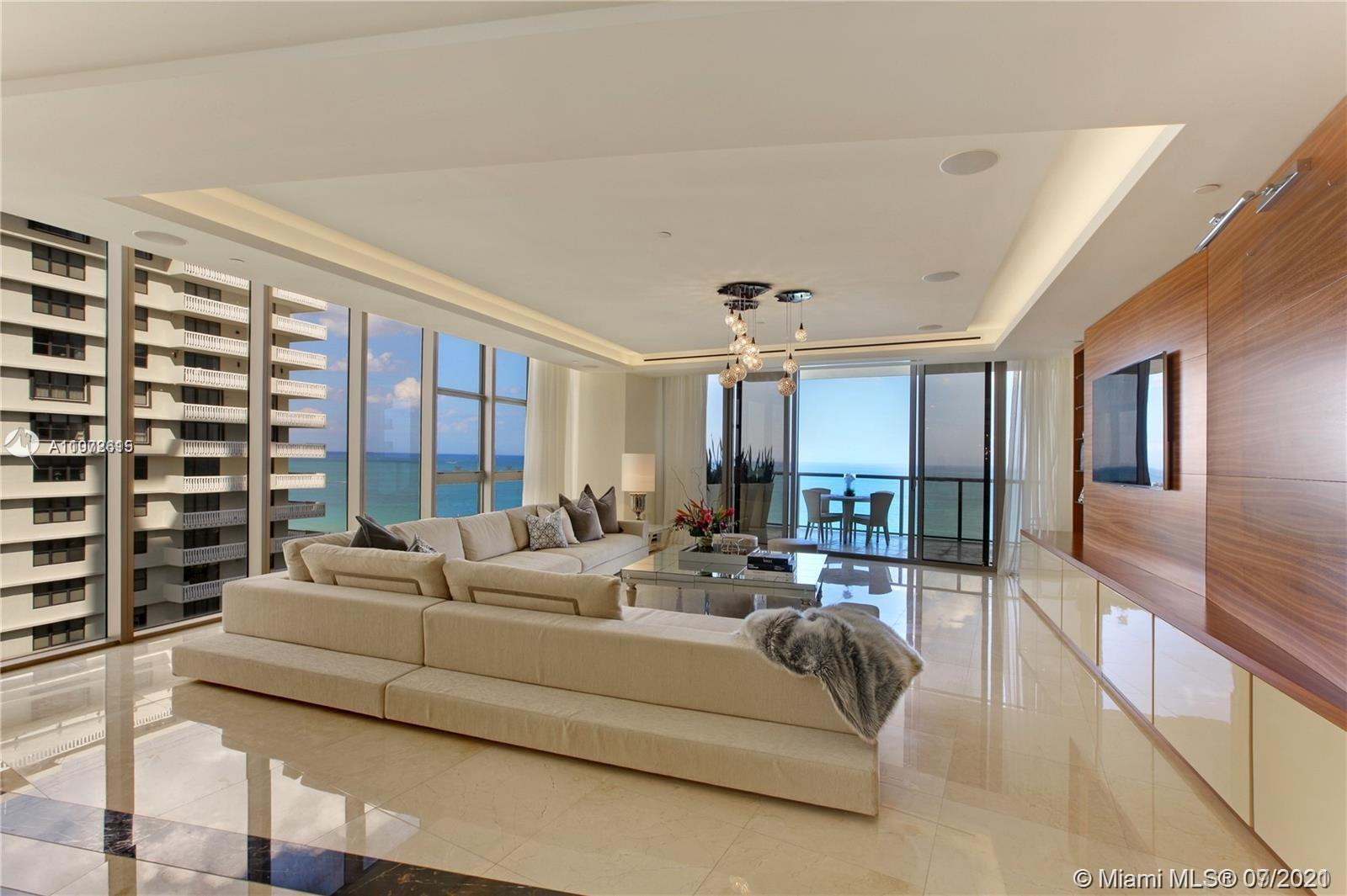 9705 Collins Ave, Unit #1001N Luxury Real Estate