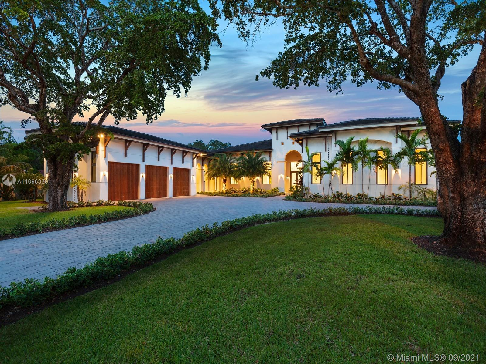 8341 SW 54th Ave Luxury Real Estate