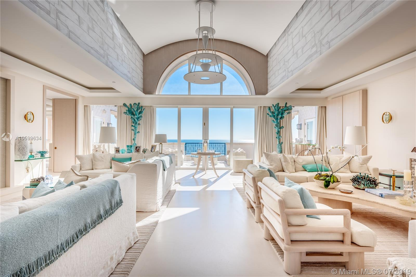 7292 Fisher Island Dr, Unit #PH7292 Luxury Real Estate