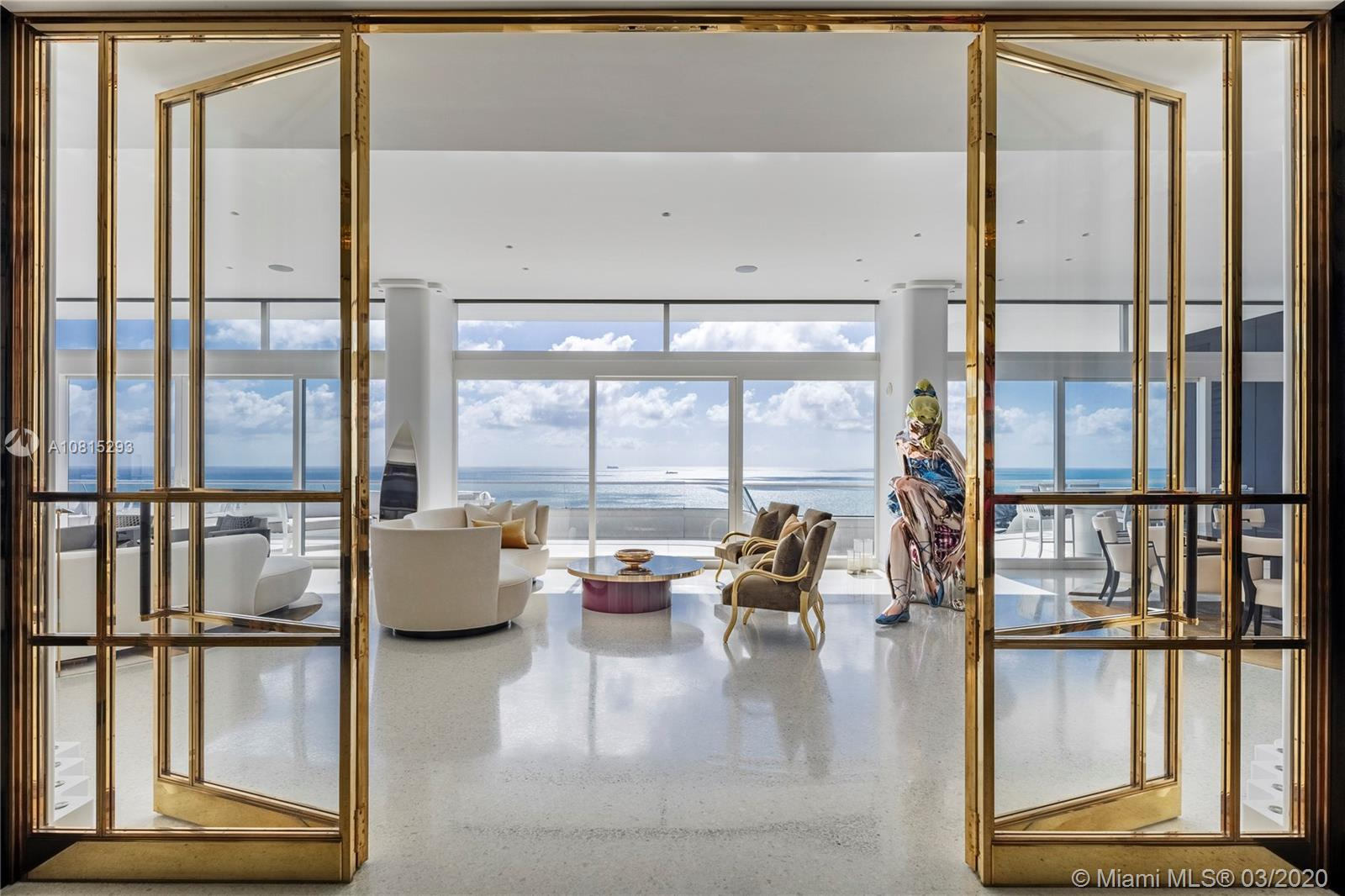3315 Collins Ave, Unit #PH-A Luxury Real Estate