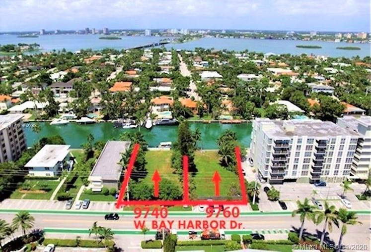 9740/9760 W Bay Harbor Dr Luxury Real Estate