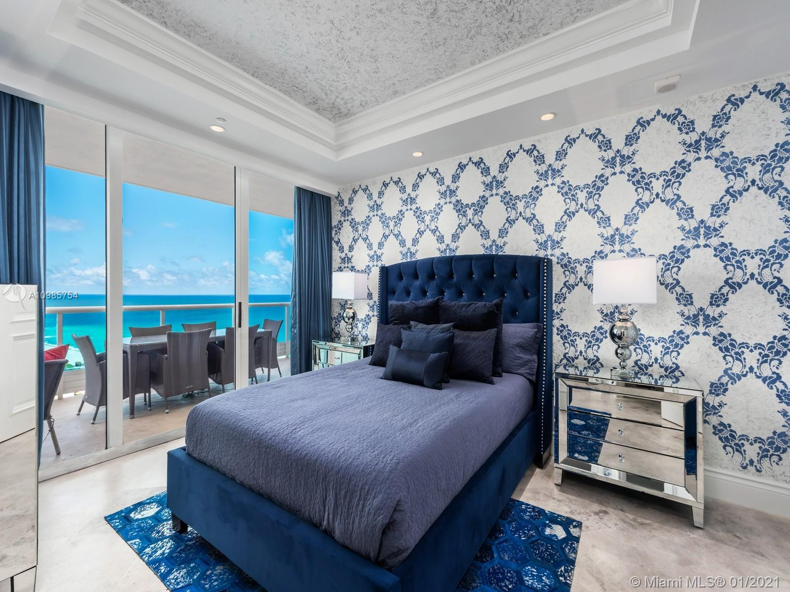 5025 Collins Ave, Unit #PH1 & 2 Luxury Real Estate