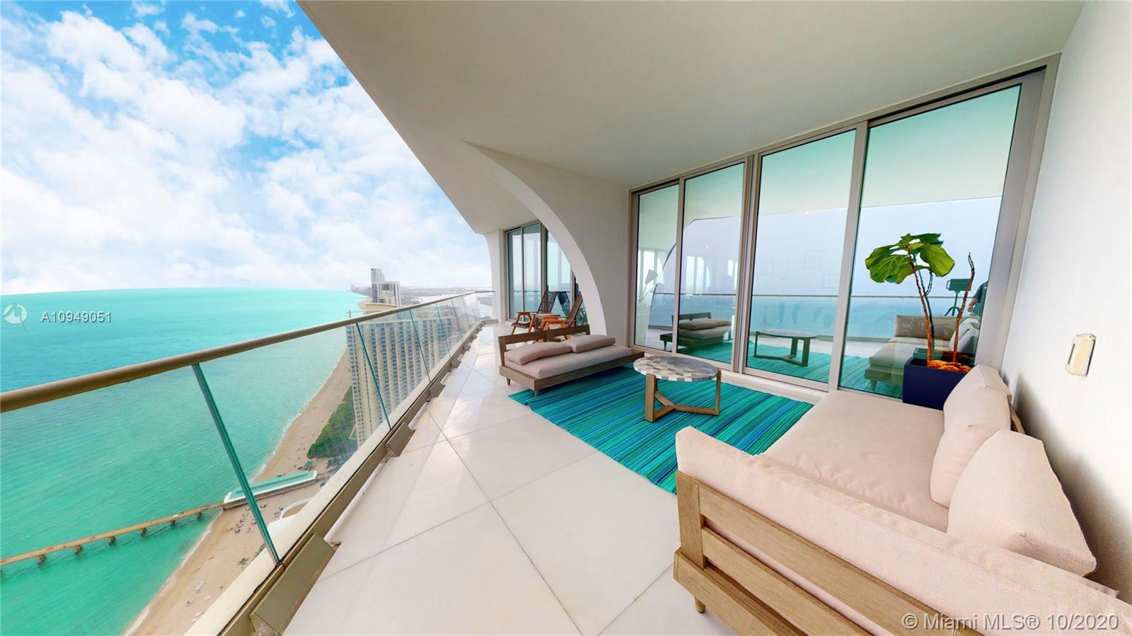 16901 Collins Ave, Unit #4601 Luxury Real Estate