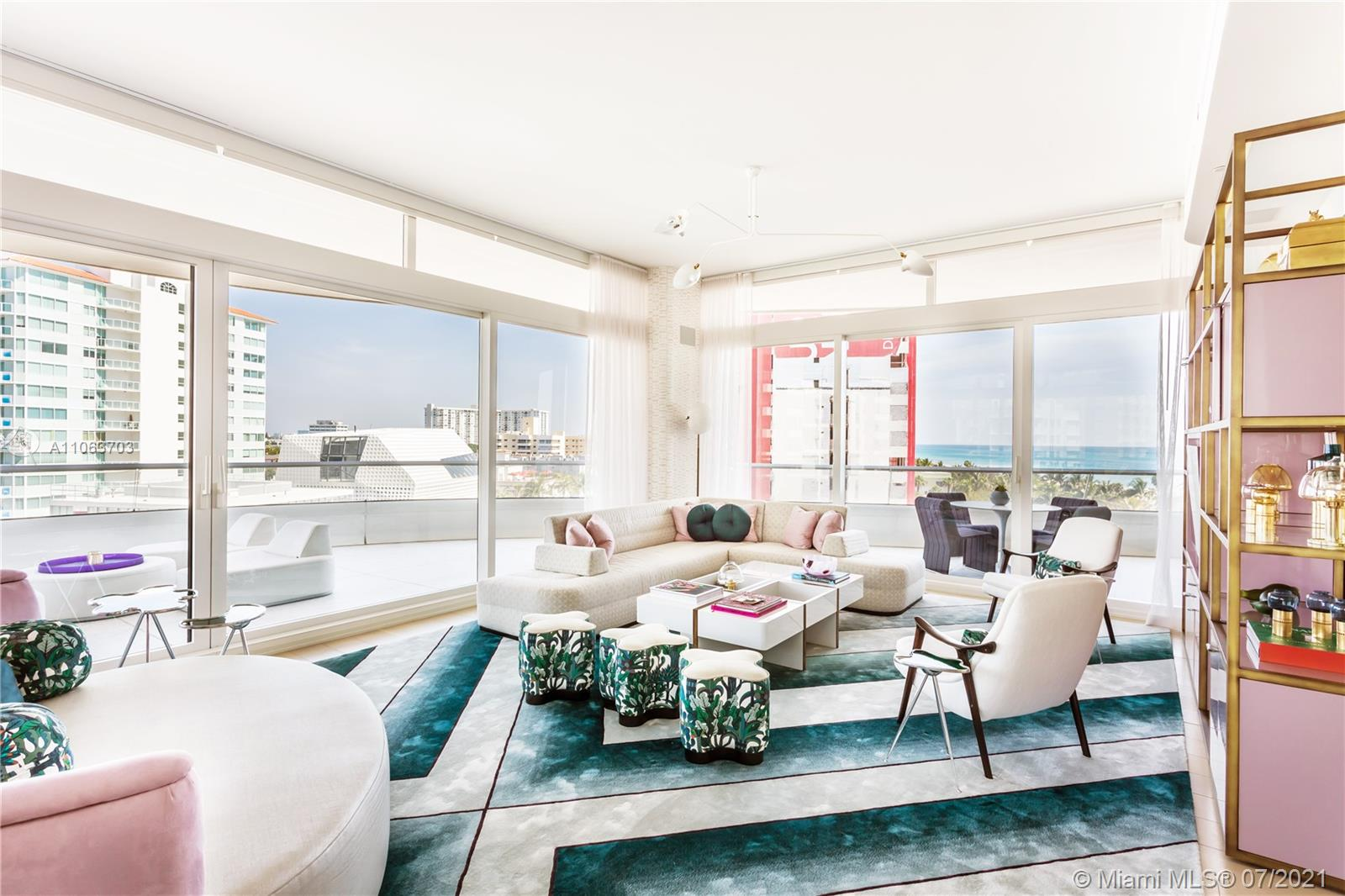 3315 Collins Ave, Unit #6C Luxury Real Estate
